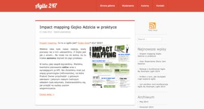 Poprzednia wersja agile247.pl