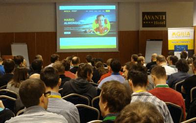 Agilia15 Wystapienie Mario Almondo