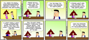 Dilbert - Product Owner