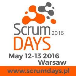 Logo Scrum Days 2016