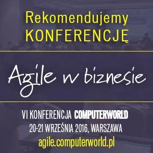Konferencja Agile w Biznesie 2016