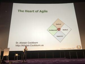 Alistair Cockburn - The Heart Of Agile