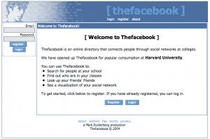 MVP to sposób działania - Facebook