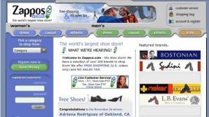 MVP to sposób działania - Zappos